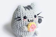 pusheen crochet