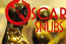 Oscar snubs / for best picture / by Daniel Teciano Hassegawa