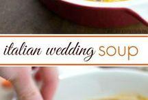 Soups Italian