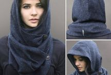 sjaal muts