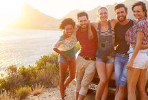 Singles & Groepen / gayvakanties, women only, singlereizen, trouwen in het buitenland, naturistenvakanties, familierondreizen