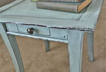 painted furniture / by Lori Dams