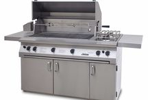 Outdoor Grills / Pictures and Ideas for Outdoor Grills