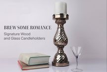 BW Decor and Lifestyle essentials / A collection of inspiring Decor pieces and ideas to help you take your living space to a state of wow, just the way you like it.