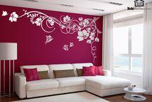 malby a dekorace na stěny bytů