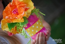 Mother's Day / Mother's Day ideas and crafts