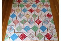 QUILTED: Square in a Square