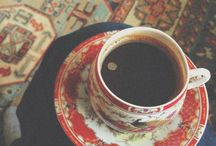 The Art of Coffee and Tea / Pretty photos of coffee and tea, because they're so delightful and worth celebrating.