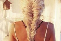 Pretty / I really wish my hair looked like this