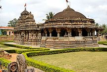 Halebidu city - Karnataka state - India country - Asia continent / Places to visit in the mentioned place..  Do drop by and check out all my boards :)..