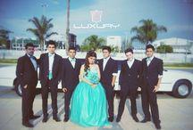 Luxury Limusinas / Renta limusinas