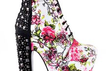 Chaussure glamour