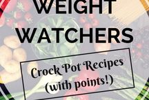 weight watchers recipes / by Belinda Miller