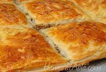 Pişirilecek tarifler / Börek