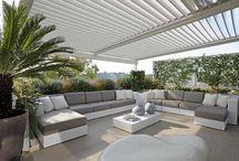 Terrazzi - Balconi - Portici e Verande (Porch - terrace)