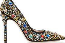 A girl can be fearless in the right pair of shoes / by Ashley Klausner