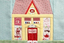 Quilting- Paper Piecing / by Julia Carter