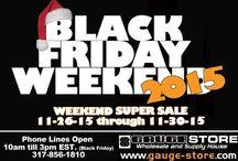 Gauge Store Sales