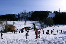 Paysage Hiver / Photographies de paysages hivernaux dans le Val de Morteau