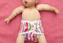Newborn Cloth / Windeln für Neugeborene