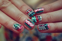 nails, hair, & makeup! / by Alyssa Campbell