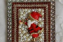 bead collage