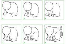Oefenen met tekenen