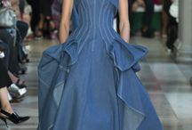 denim - sukienka / fason, kształt