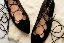 SHOES / shoes flats nudes fashion