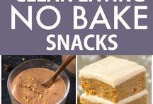 no bake snacks