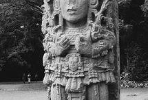 Arqueología - Maya - Copán - Honduras