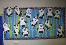 Animal bulletin board / This page has a lot of free Animal bulletin board idea for kids,parents and preschool teachers.