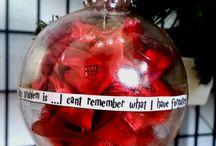 Lembranças de natal harry