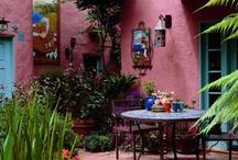 Courtyard / by Melissa Pierce