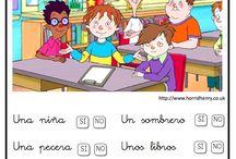 lecturas en castellano