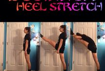 Cheer stretches