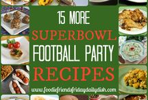 Party Foods & ideas / by Carolyn Tecca