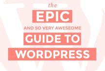 blogging // wordpress