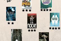 Libros leidos 2016 / Libros y Wrap Up del 2016