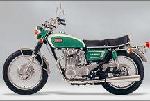 Motorcycle mama / Hot Cycles