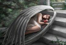 hadas y angeles