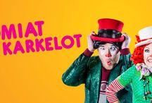 Komiat Karkelot / Seinäjoen ydinkeskustan Komiat Karkelot -ostostapahtuma järjestetään huhtikuussa ja lokakuussa. Mukana on yli 50 erikoiskaupan liikettä ja ravintolaa, jotka ovat päättäneet laittaa kaupungin sekaisin ja tarjota tuotteitaan ja palvelujaan juuri sinulle pilkkahintaan! Koe myös tapahtuman monipuolinen ohjelmatarjonta, josta löytyy ajanvietettä jokaiseen makuun! www.komiatkarkelot.fi