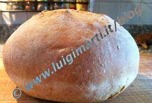 Pane & Focaccia / Ricette su impasti di base e idee per preparati per degustazione per pane e focacce