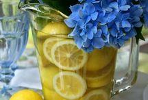 Bleu blanc&Lemon