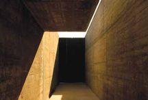shadows & light / luz & sombra em arquitetura