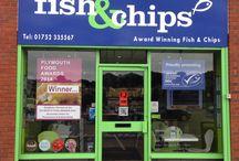 Kingfisher / Fish & Chips