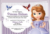 Princess Sofia the First Party Ideas