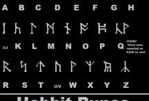 Runes and ciphers