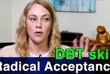 DBT (Dialectical & Behavioral Therapy) / Here are all of my videos about DBT! I hope they help!