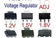 circuite regulatoare tensiune